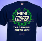 MINI COOPER Austin or Morris or Rover  Mens T-SHIRT  Ideal 4 Rallies and Shows