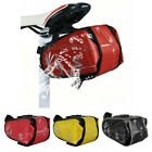 Cycling Bike Bicycle Upscale Waterproof Rear Seat Saddle Tail Bag Quick release