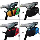 New Fashional Cycling Bike Bicycle Saddle Bag Back Seat Tail Pouch Package