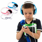 Small Boy Girl DJ Style Folding Headphones for Leapfrog LeapPad Ultra Platinum