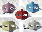 Juelz Masquerade Glitter EYE MASK Fancy Dress Costume Hen Stag Party Mardis Gras