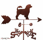 SWEN Products PORTUGUESE WATER DOG Steel Weathervane
