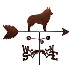 SWEN Products SCHIPPERKE DOG Steel Weathervane
