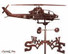 SWEN Products COBRA HELICOPTER Steel Weathervane