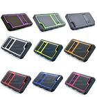 Ruged Softgrip Hard Cover Kickstand Soft Case For iPhone 5 5S Accessory