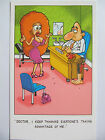 CHOICE OF 5 BRILLIANT COLOURFUL FUNNY RUDE OR NAUGHTY BIRTHDAY GREETING CARDS