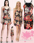 $358 French Connection Aloha Spring Floral Sequin Cocktail Dress 71OB9