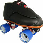 Quad Speed Jam Skates - Vanilla Freestyle Gorilla Pro Backspin Deluxe Size 4-12