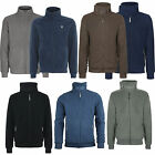 Bench Core Funnel Fleece & Oaklands Herren-Fleecejacke Fleecepullover Pullover