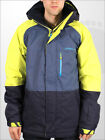 O'Neill Escape District Mens Jacket (Poison Yellow) - Snow Ski Sale at TBF