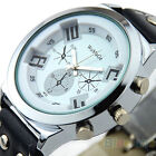 STYLISH UNISEX MEN LADY SPORT BIG NUMBER HIGH QUALITY QUARTZ WRIST WATCH BD3K