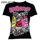 POIZEN EVIL SKINNY T Shirt CUPCAKE CULT Cute CANDY TIME