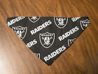 Oakland Raiders Dog/Cat Bandana NEW $5.0 USD on eBay