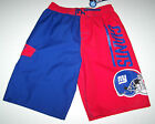Nwt New York Giants Logo NFL Football Swim Trunks Swimsuit Board Shorts Nice Boy
