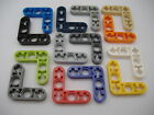 Lego Technic Liftarm 3 X 3 L-Shape Thin Part No 32056 Colours & Qty Listed