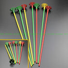 Multicolor Plastic Balloon Holder Sticks Cups Party Festival Appliance Show New