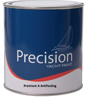 PRECISION MARINE PREMIUM A ANTIFOULING & BOOTTOP 1 LITRE BOAT YACHT PAINT