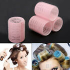 6PCS 7 SIZES GRIP CLING HAIR STYLING ROLLER CURLER HAIRDRESSING DIY BD2K