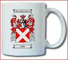 NEVILLE COAT OF ARMS COFFEE MUG
