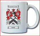 KENDALL COAT OF ARMS COFFEE MUG