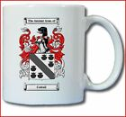 COTTRELL COAT OF ARMS COFFEE MUG