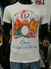 QUEEN Official Uni-Sex Tee Shirt Various Sizes A NIGHT AT THE OPERA