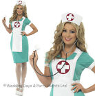 8-18 Sexy Nurse Uniform Ladies Hospital Fancy Dress Costume Hen Night Outfit