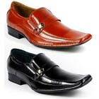 Delli Aldo Mens Slip on Loafers Dress Classic Shoes w/ Leather lining M-19262