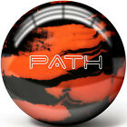 Pyramid Path Orange/Black Bowling Ball