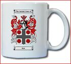 KEIR COAT OF ARMS COFFEE MUG