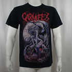 Authentic CARNIFEX Band Vampire Vampiress Skull T-Shirt S M L XL XXL NEW