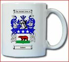 SALMON (JEWISH) COAT OF ARMS COFFEE MUG
