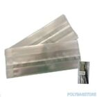 CLEAR CELLOPHANE GUSSET BAGS *ALL SIZES* CRAFTS / SWEETS / GIFTS / PARTY