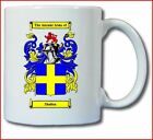 SHELTON COAT OF ARMS COFFEE MUG