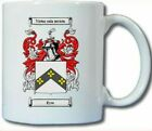 EYRE COAT OF ARMS COFFEE MUG