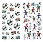 SOFTY STICKER CREApop Hobbyfun 3D Aufkleber Scrapbooking Kindermotive SPORT  WM
