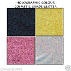 Cosmetic Grade Glitter Holographic Colours (50 Gram Refill Bags)
