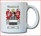 KELLAND COAT OF ARMS COFFEE MUG