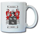 STANSFIELD COAT OF ARMS COFFEE MUG