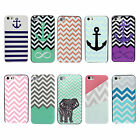 Aztec Tribal Chevron Anchor Elephant Vintage Hard Case For iPhone 6 6S 5S 6 Plus