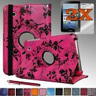 For Samsung Galaxy Tab 2 7.0 7 inch Tablet GT-P3113 Rotating Leather Case Cover