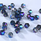 Brand new Jewelry Glass Crystal beads #5301 Bicone beads 3mm Free Shipping