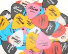 Ferris POM Plectrums Picks,  Pack Of 48 Available In Gauges 0.5,  0.8,  1.0,  1.14