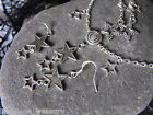 Various  STAR  earrings necklace silver plated GOTH wicca Lillymoon Treasury