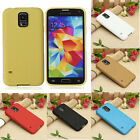 Ultra Thin Soft TPU Matte Case Back Cover Skin For Samsung Galaxy SV S5 i9600