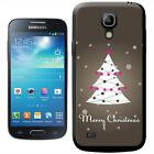 Merry Christmas With Tree & Star Decoration Hard Case For Samsung Galaxy S4 Mini