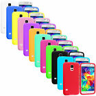 For Samsung Galaxy S5 SV Silicone Soft Rubber Skin Case Color Cover Accessory