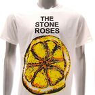ASIA SIZE S M L XL The Stone Roses T-shirt Band Tour Punk Rock and Roll Many