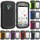 For Samsung Galaxy Exhibit T599 Rugged Matte Shockproof Hard Color Case Cover