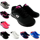 Womens Skechers Love Your Style Flex Appeal Running Memory Foam Trainers UK 3-8